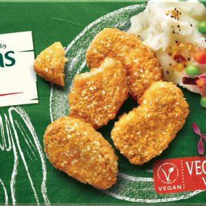 Hälsans Kök Veganska Nuggets