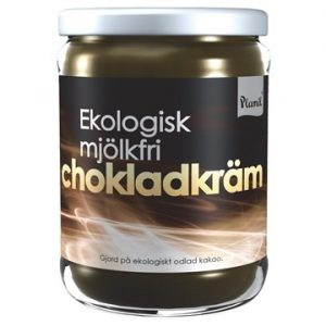 Plamil Eko mjölkfri Chokladkräm