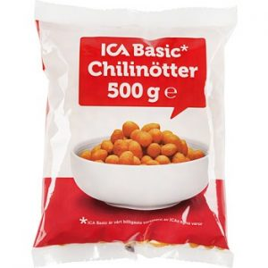ICA Basic Chilinötter