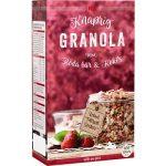 ICA Granola Röda bär & kokos
