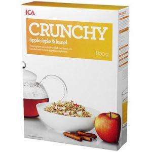 ICA Crunchy Äpple & kanel