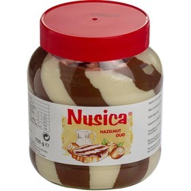 Nusica Hazelnut Duo