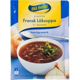Blå Band Fransk Löksoppa