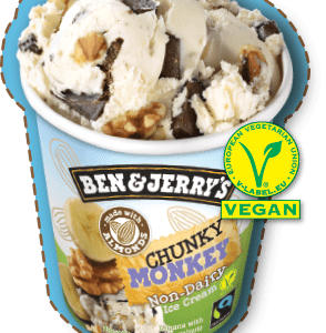 Ben & Jerry's Non-Dairy Chunky Monkey