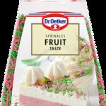 Dr. Oetker Strössel Mix/Fruit Taste