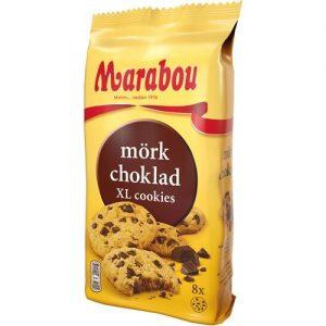Marabou Mörk Choklad XL Cookies