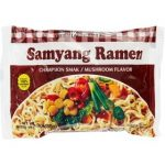 Samyang Ramen Svamp/Champinjon