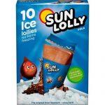 Sun Lolly Cola