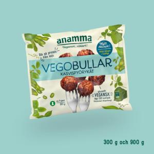 Anamma Vegobullar