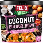 Felix Coconut bulgur bowl