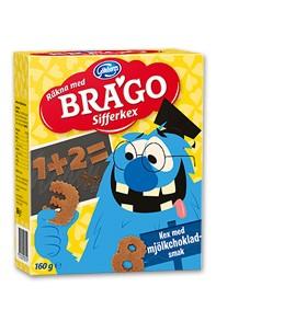 Göteborgs Kex Brago Sifferkex