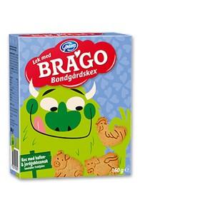 Göteborgs Kex Brago Bondgårdskex