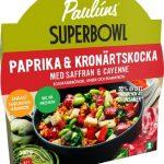 Paulúns Superbowl Paprika & kronärtskocka