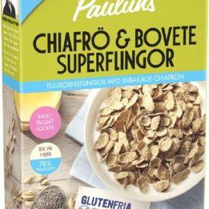 Paulúns Chiafrö & Boveteflingor Naturella