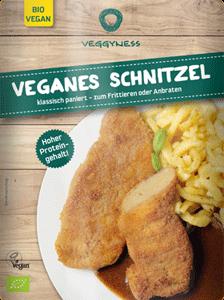 Veggyness Veganschnitzel