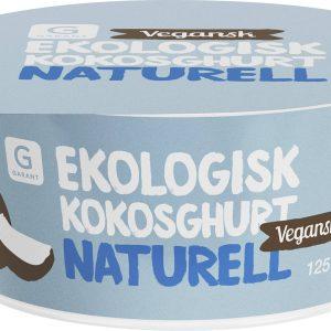 Garant Eko Kokosghurt Naturell