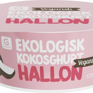 Garant Eko Kokosghurt Hallon