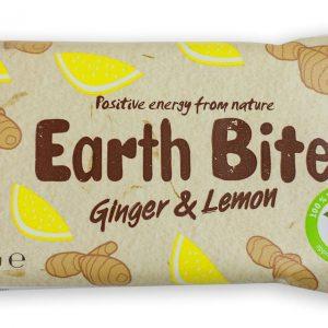 Earth Bite Ginger & Lemon