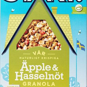 Start! Granola Äpple & Hasselnöt