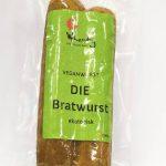 Wheaty DIE Bratwurst