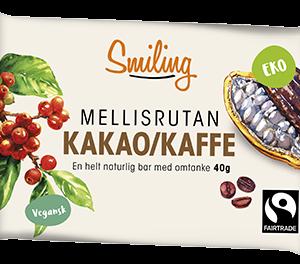 Smiling Mellisrutan Kakao/Kaffe