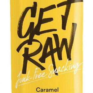 Get Raw Caramel & Hazelnut