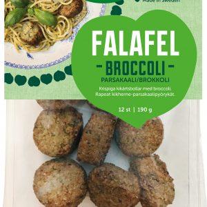 Sevan Falafel Broccoli