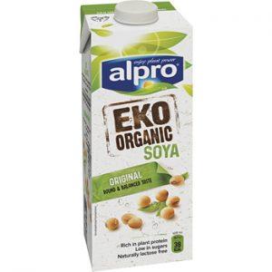 Alpro Ekologisk Soja Original
