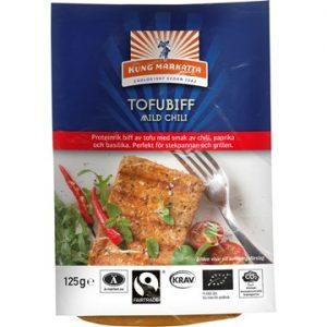 Kung Markatta Tofubiff Mild Chili