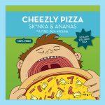 Astrid Och Aporna Cheezly Pizza Sk*nka & Ananas