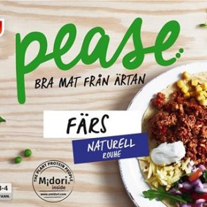 Findus Pease Färs Naturell