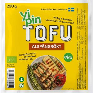 Yi-Pin Tofu Eko Alspånsrökt