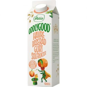 Valio Oddlygood Yoghurt havrebas Solfrukter