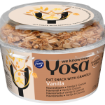 Fazer Yosa Overnight Oats Vanilj & Granola