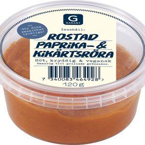 Garant Rostad paprika- & kikärtsröra