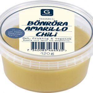 Garant Bönröra amarillo chili