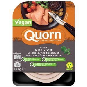 Quorn Vegan Skivor med Rökt Smak