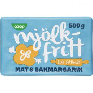 Coop Mjölkfritt Margarin