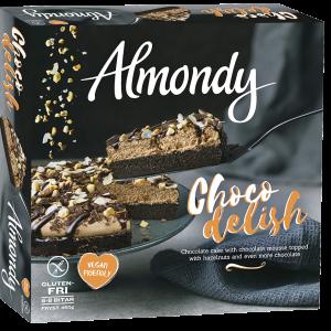 Almondy Choco Delish