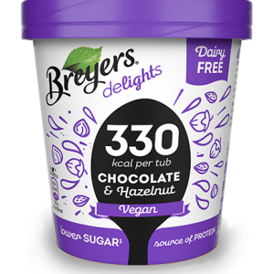 Breyers Delights Chocolate & Hazelnut