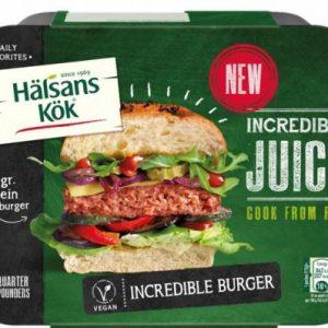 Hälsans Kök Incredible Burger