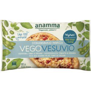 Anamma Panpizza Vegovesuvio