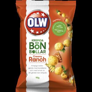 OLW Krispiga Bönbollar Creamy Ranch
