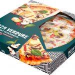 ICA Pizza Verdure med veganskt ostalternativ