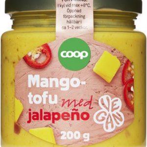 Coop Mangotofu med Jalapeno