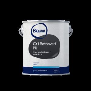 BLAUW CX1 Betonverf