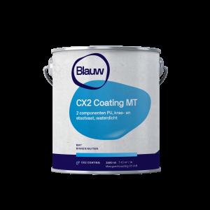BLAUW CX2 Coating