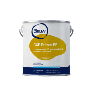 BLAUW CXP Primer Transparant