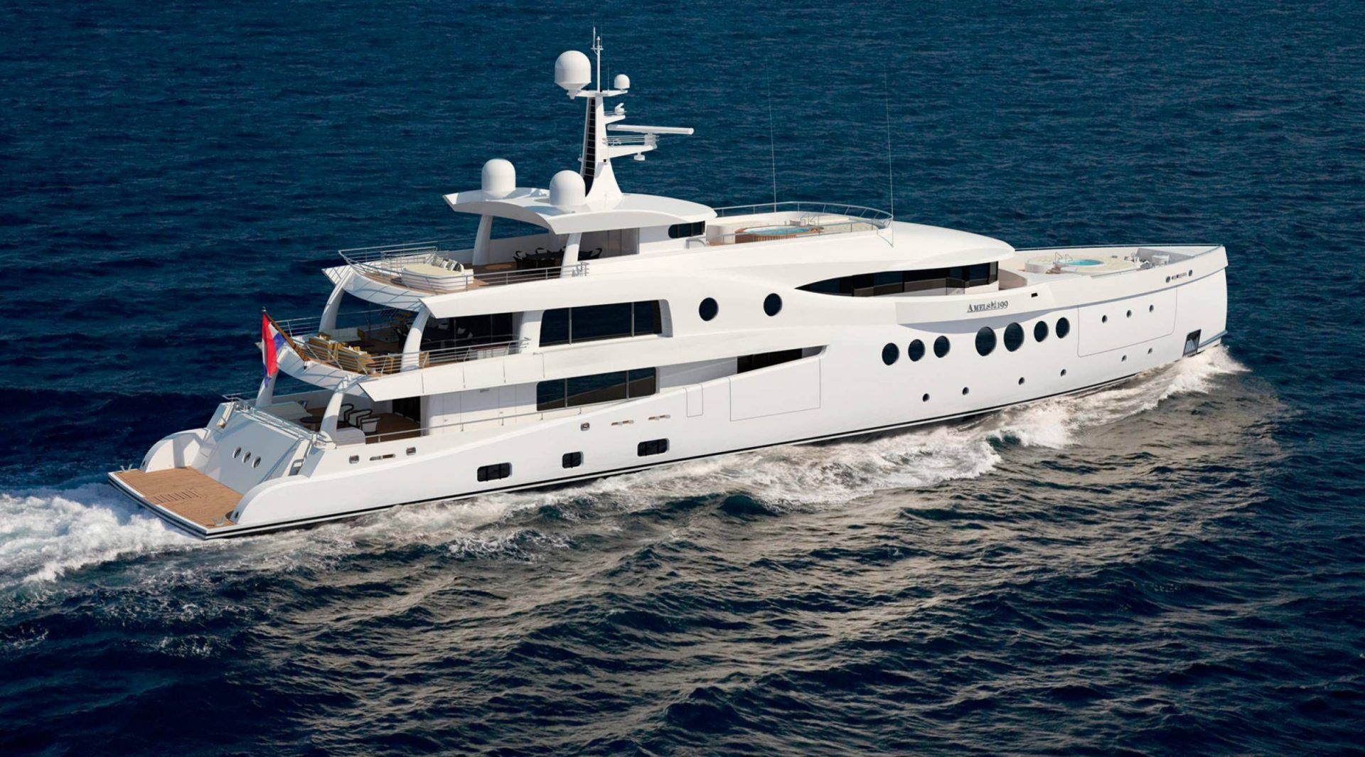 Amels 206 Yachts for sale