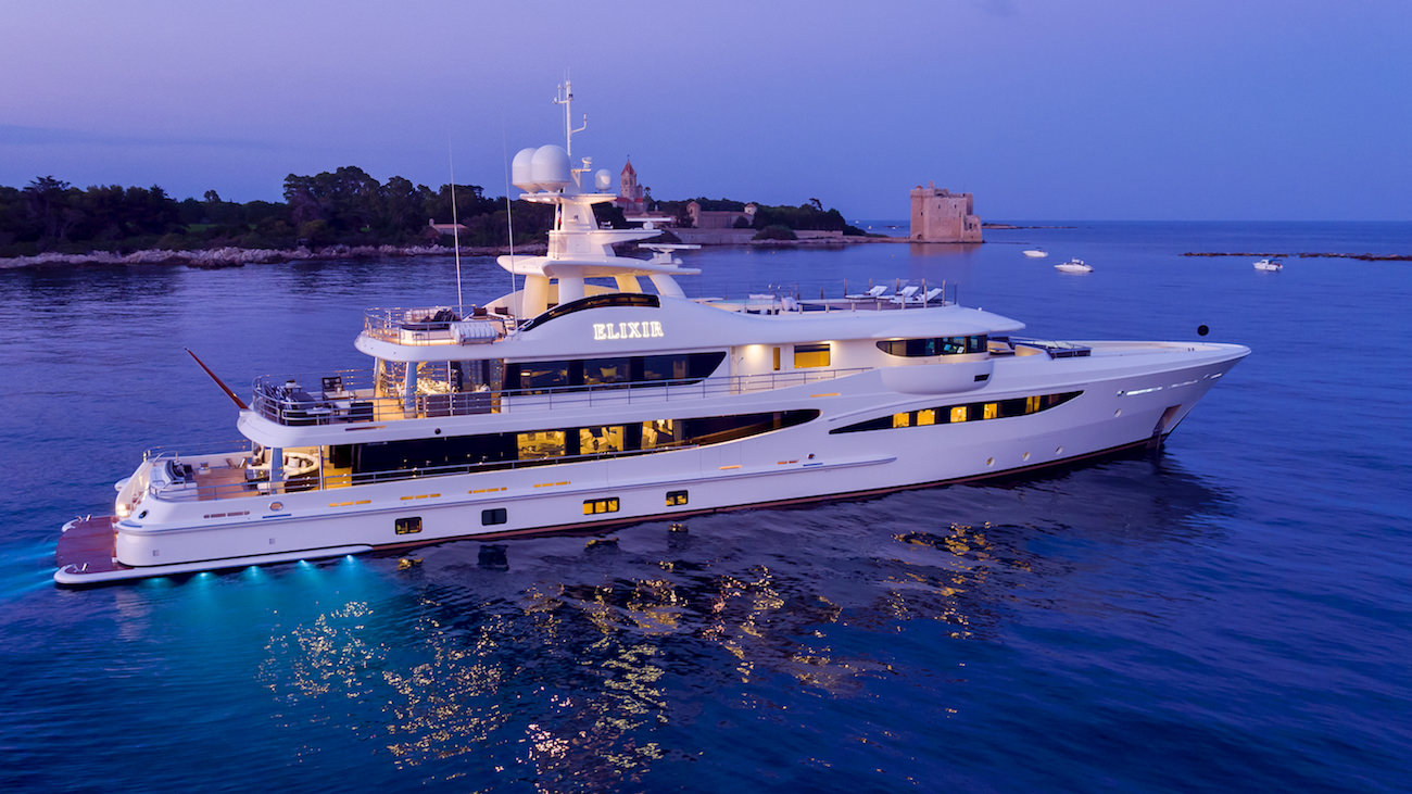 Amels 180 yachts for sale